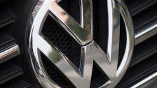 VW lieferte über eine Million Autos im Monat
