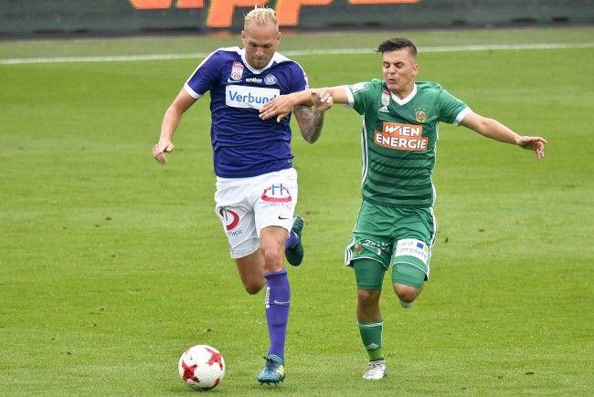 Austria Wien und Rapid Wien treffen im Cup-Achtelfinale aufeinander.