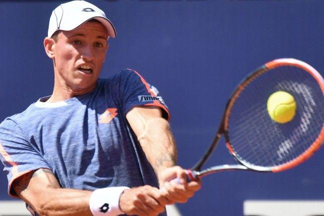 Dennis Novak qualifizierte sich für die Erste Bank Open in Wien.