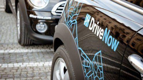 DriveNow feiert 3-jähriges Jubiläum in Wien
