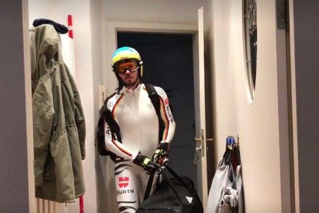 Lustiges Video von Felix Neureuther nach Riesentorlauf-Absage in Sölden