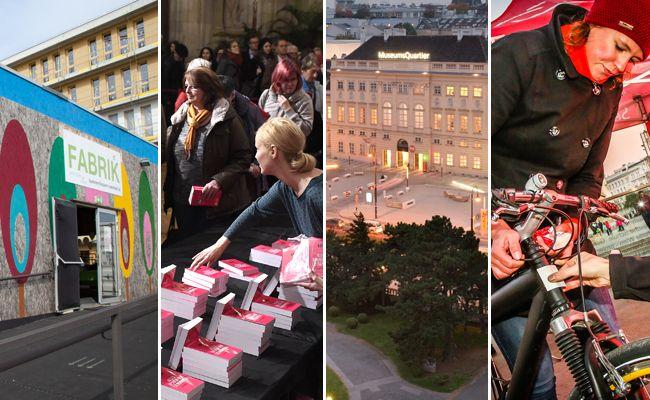 In Wien finden im November zahlreiche kostenlose Veranstaltungen statt.