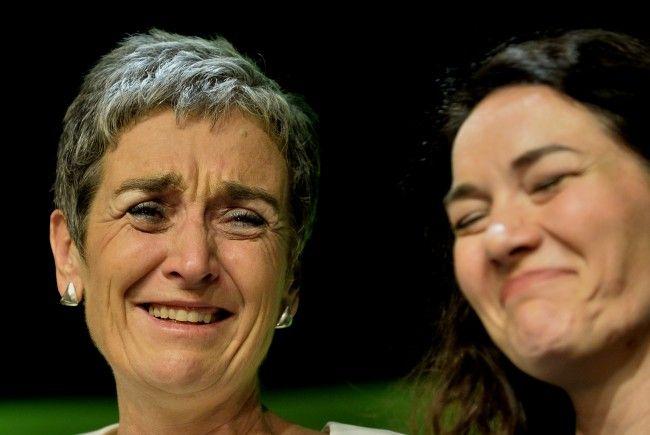 Nach dem desaströsen Wahlergebnis beginnen die Grünen mit der Abwicklung der Partei.