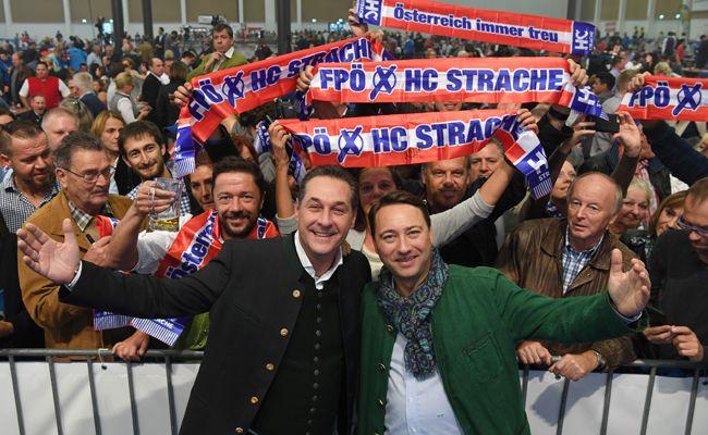 Zwischen Haimbuchner und Strache soll es keine Missstimmung geben.