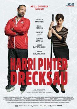 Harri Pinter, Drecksau – Trailer und Information zum Film