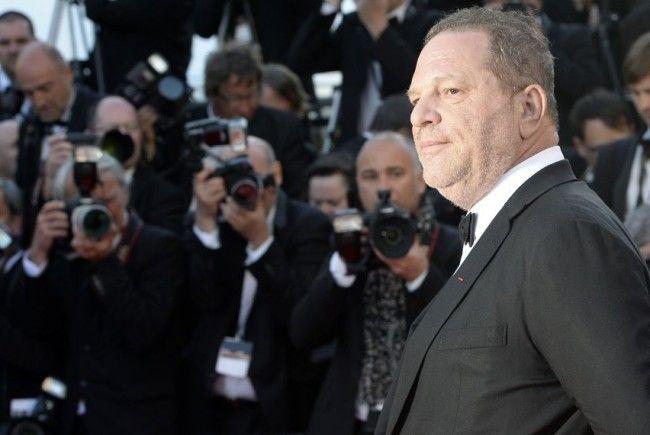 Harvey Weinstein wurde gefeuert.