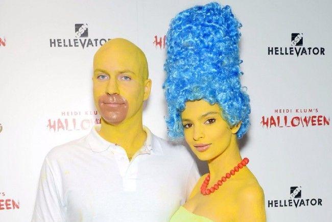 Wie sich die Stars auf Heidi Klums Halloween-Party verkleiden, seht ihr im Video.