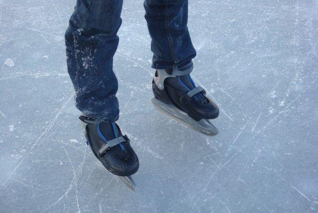 Kostenlos Eislaufen kann man wieder beim Wiener Eislaufverein