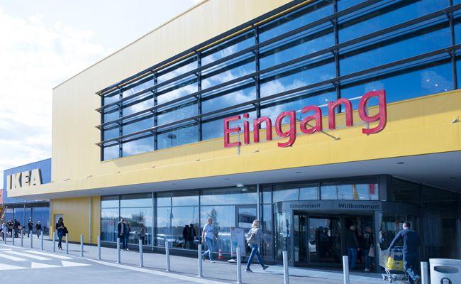 Der Umbau von IKEA Wien Nord ist komplett abgeschlossen.