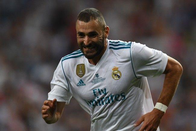 Real Madrid baut auf die Rückkehr von Karim Benzema.