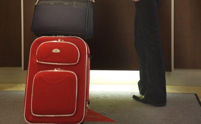 Der Dieb vergriff sich an einem Koffer in einem Wiener Innenstadt-Hotel
