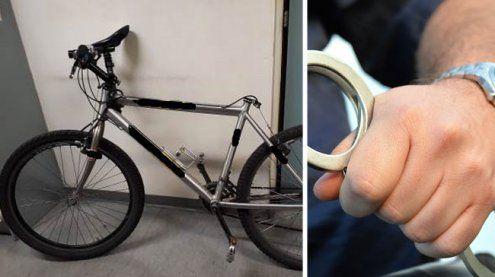 Verfolgungsjagd: Fahrraddieb am Naschmarkt festgenommen