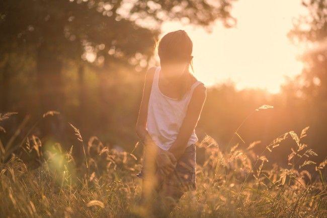 Kinder aus ländlichem Umfeld haben weniger Probleme mit Allergien und Asthma.