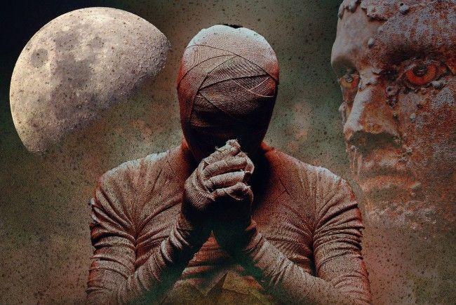 """Die ägyptische Mumie einer """"Sängerin"""" entpuppte sich nun als kastrierter Mann."""
