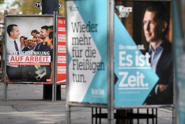 Der Nationalratswahlkampf geht zu Ende: Die Abschlussveranstaltungen der Parteien im Live-Stream.