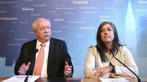 Geplante Neuverschuldung in Wien von 376 Millionen Euro