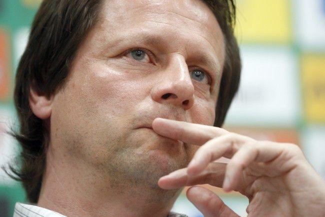 Peter Schöttel ist der neue ÖFB-Sportdirektor.