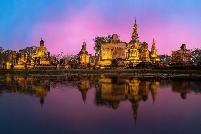 Bangkok liegt auf Platz 1 der beliebtesten Winter-Reisedestinationen der Österreicher.