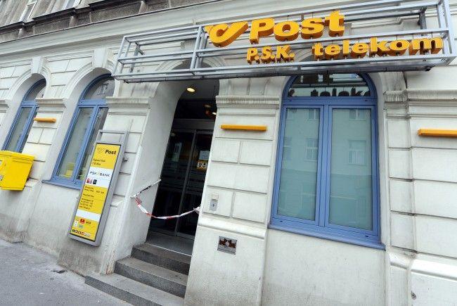 Die Verhandlung um den Postraub muss vertagt werden.