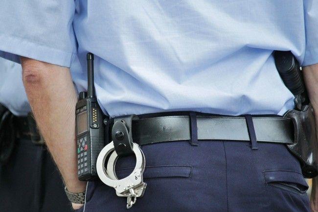 Die 23-Jährige ließ sich auch von der Wiener Polizei nicht beruhigen.