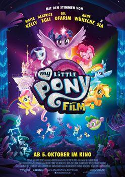 My Little Pony – Trailer und Information zum Film