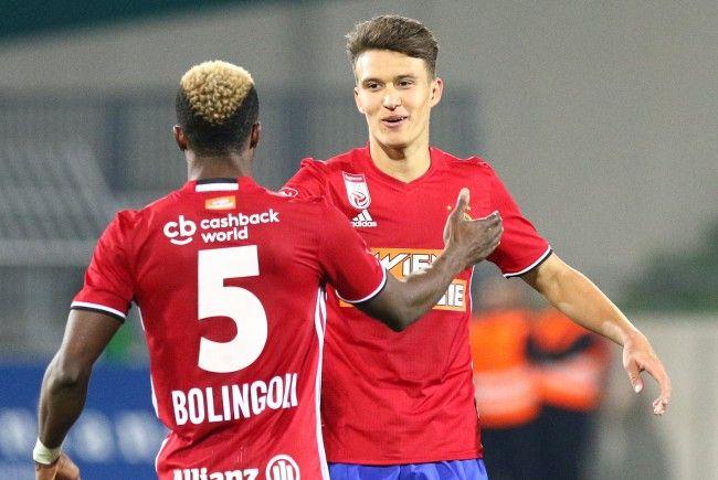 Die Stimmen zum Spiel SV Mattersburg gegen Rapid Wien.