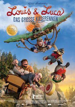 Louis & Luca – Das große Käserennen – Trailer und Information zum Film