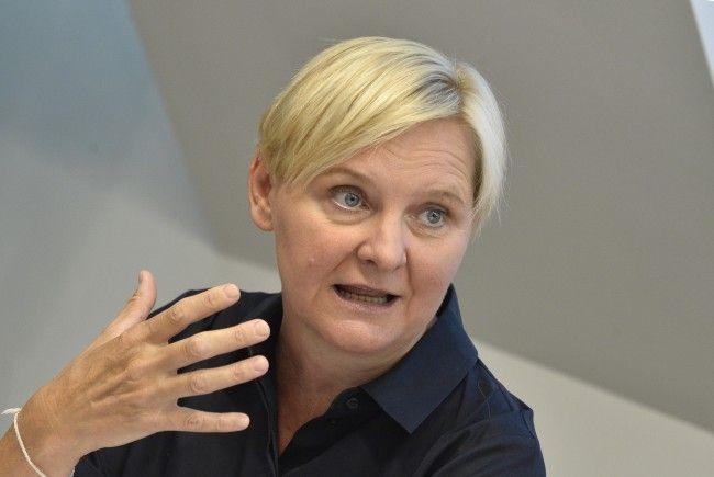 Sandra Frauenberger zeigte sich über die Umstellung des Notarztsystems zufrieden.