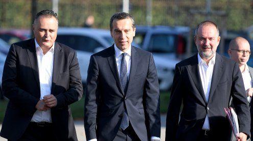 """Koalitionsverhandlungen: SPÖ will """"keine Türe zuschlagen"""""""