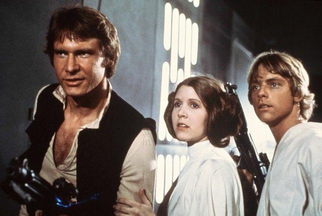 Mit ihrem Kurzfilm wandeln die Filmer auf den Spuren von Luke, Leia und Han Solo.