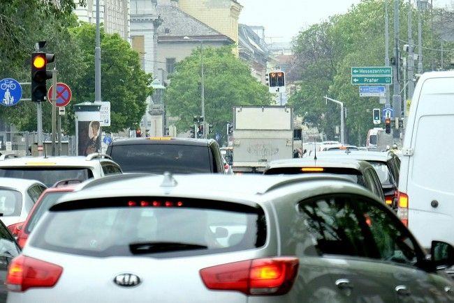 Die Demonstration wird zu Verkehrsbehinderungen führen.