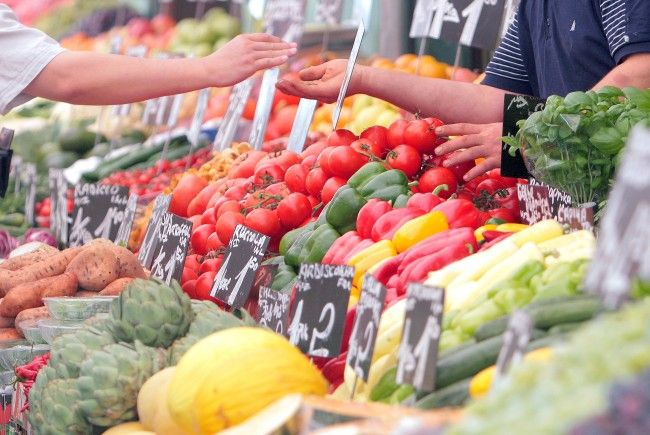 Wien könnte ausschließlich mit regionalem Gemüse versorgt werden.