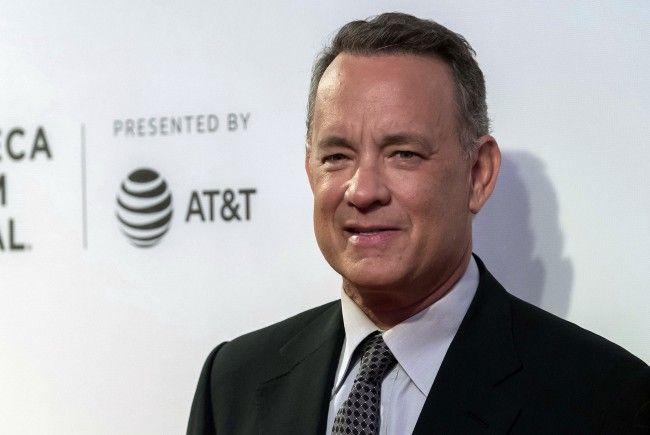 """Schauspieler Tom Hanks veröffentlicht sein Erstlingswerk """"Uncommon Type""""."""