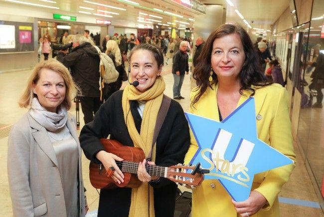 """Das Projekt der """"U-Bahn-Stars"""" wird ausgeweitet."""