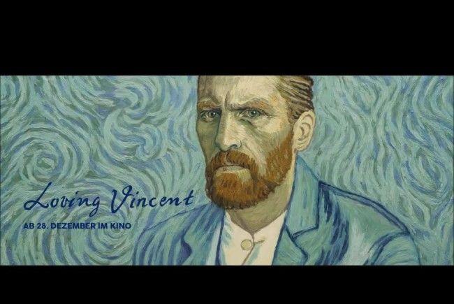 """Der Film """"Loving Vincent"""" besteht aus handgemalten Gemälden."""