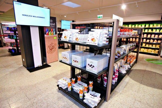 In Wien hat Österreichs erster Flatrate-Supermarkt eröffnet.