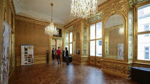 Wiener Schloss Belvedere lädt zum Open House ins Winterpalais