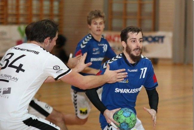 Feldkirchs Handballer wollen einen Heimsieg