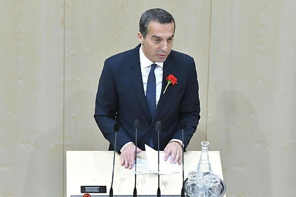 Der SPÖ-Klubobmann will sich für Schelling einsetzen