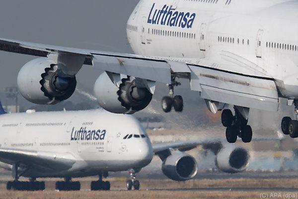 Lufthansa hat keine finanziellen Sorgen