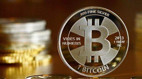 Bitcoin auf neuem Rekordhoch