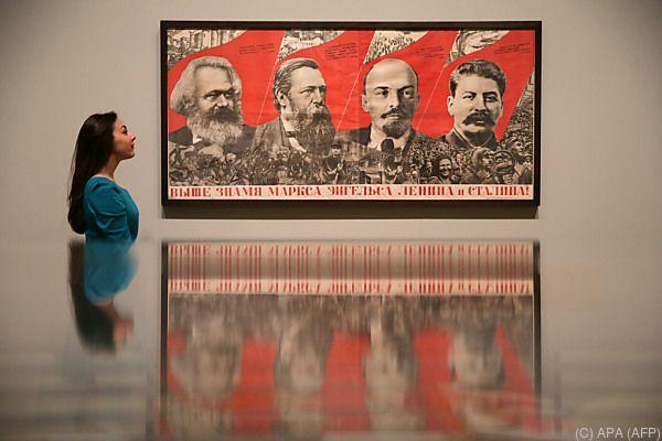 """Red Star over Russia: - A Revolution in Visual Culture 1905-55"""