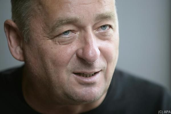 Ehrenpreis für Andreas Vitasek