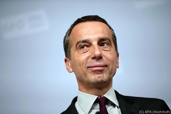 Kern will frühere SPÖ-Wähler zurückgewinnen