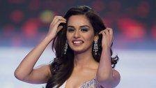 Neue Miss Worldkommt aus Indien