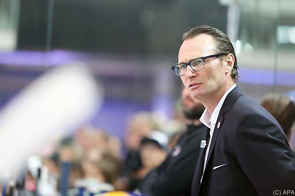 Salzburg-Headcoach Greg Poss