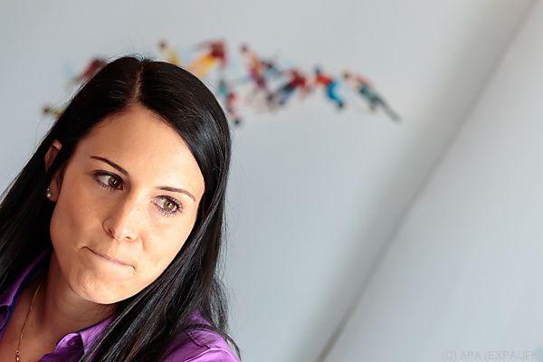 Olympia ist für Mirjam Puchner in weite Ferne gerückt