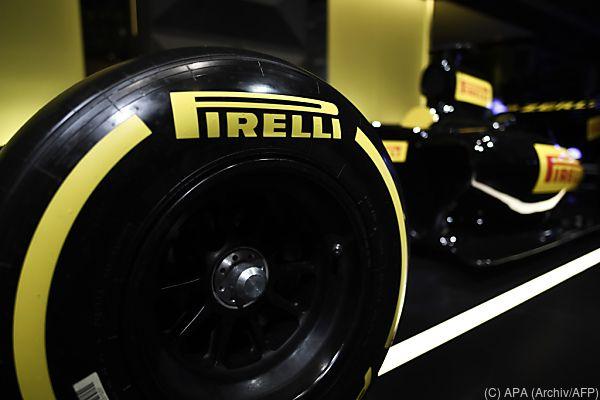 Zwei Tage wollte Pirelli eigentlich in Brasilien testen