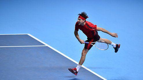 ATP-Finals in London: Aus für Thiem nach schwacher Leistung