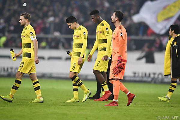Borussia Dortmund in der Krise